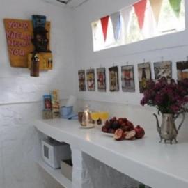 Gastehys Janharmsgat Kitchen