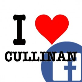 I love Cullinan on Facebook